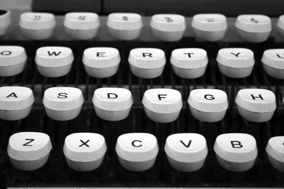 Why, I write