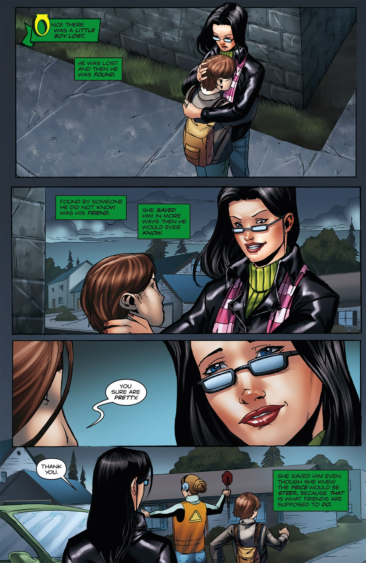 Grimm Fairy Tales (2005) Issue #22 #25 - English 22