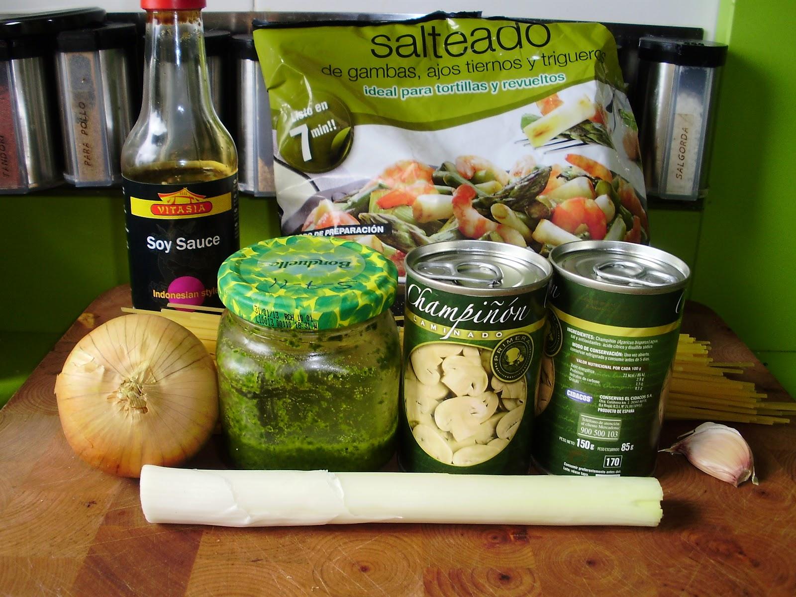 Yo cocino t cocinas aprendiendo a cocinar - Nata para cocinar mercadona ...