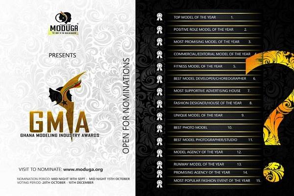 Ghana Modelling Industry Awards