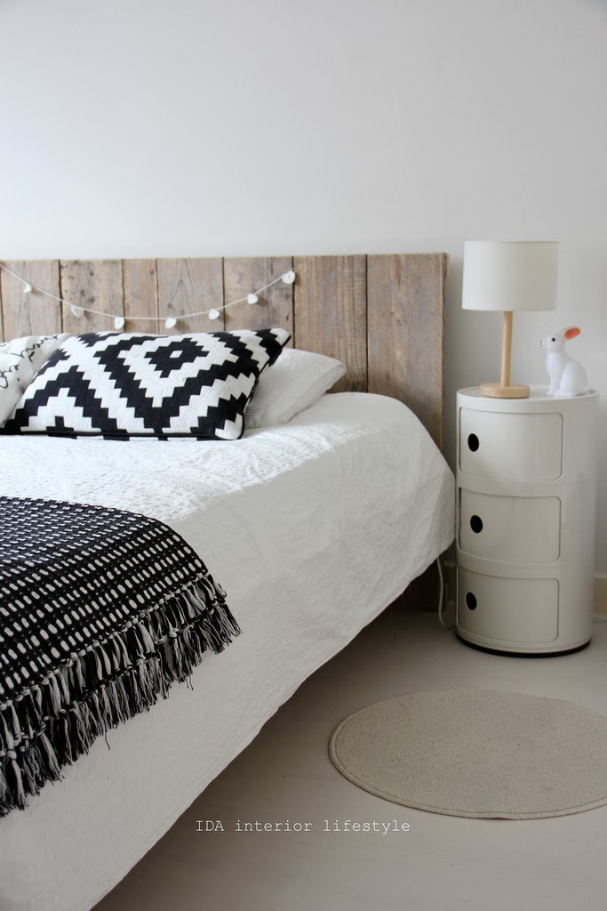 D co black white n 1 la chambre - Tete de lit scandinave ...