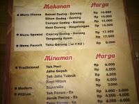 Kuliner Di Jogja : Bakmi Kampoeng Jawa Pak Karno