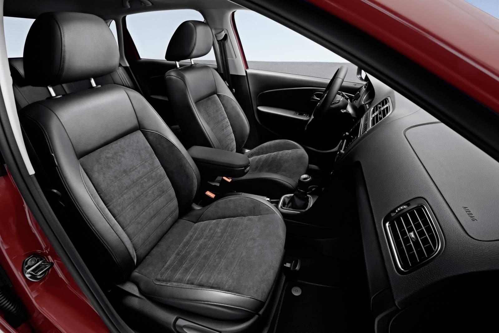 Novo Volkswagen Polo 2015 - interior