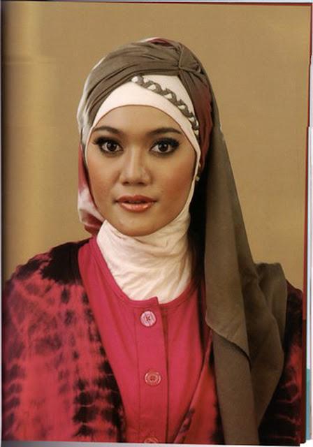 Model Hijab Tampil Stylish III