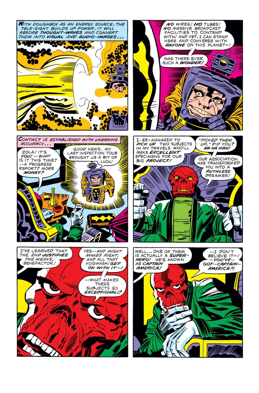 Captain America (1968) Issue #210 #124 - English 16