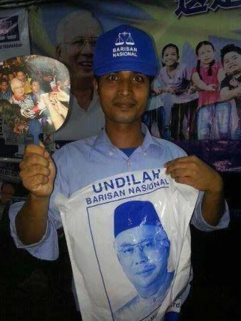 Isu Bangla Mengundi 5 Mei 2013 SPR dan KDN Kena Jawap