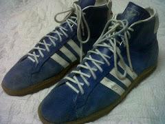 VTG Adidas Spezial Highcut