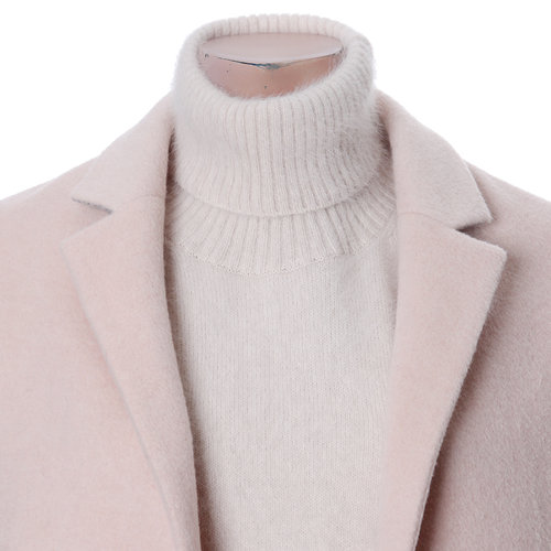 Jikeot Basic One-Button Coat