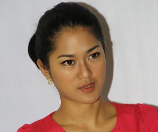 Prisia Nasution, Artis Wanita yang Jago Bela Diri