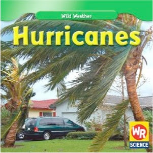 bookcover of Hurricanes (Wild Weather)