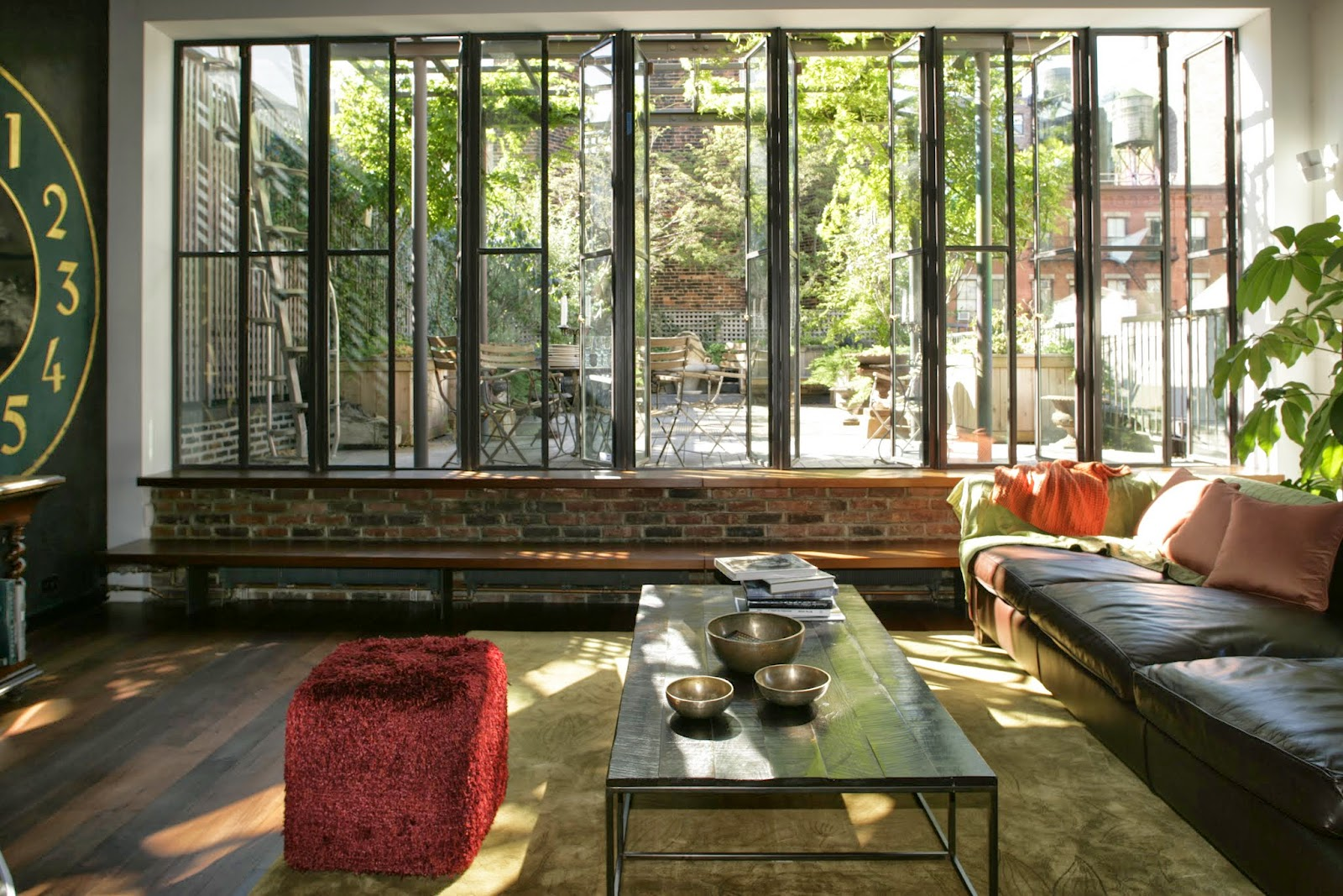 Dwell city modern manhattan con edison switching station for Nyc interiors