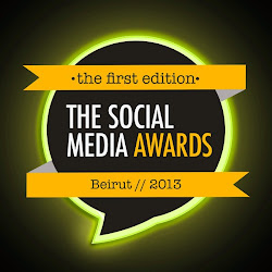 social media awards lebanon