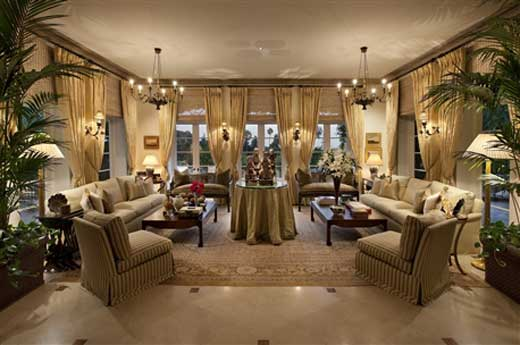 Luxury home designs Luxur home interior