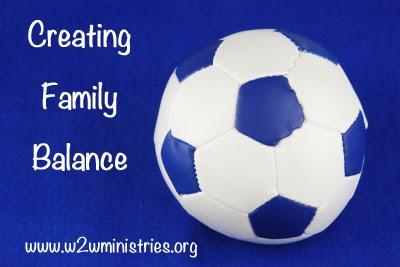 Creating #family Balance