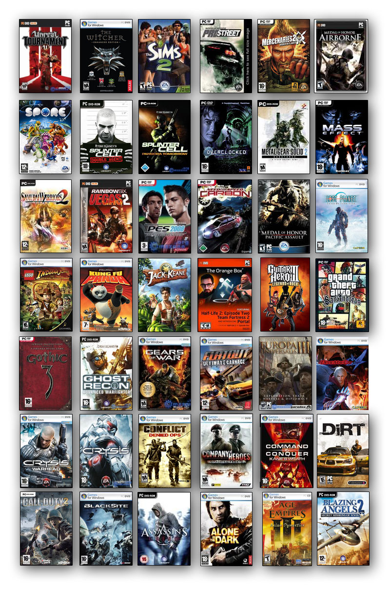 2011 New Games For Pc Download Full Version 2013 Windows 7