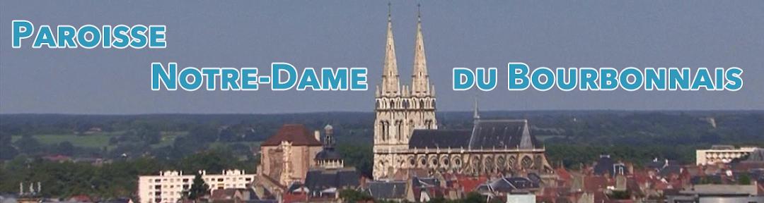 Paroisse Notre Dame du Bourbonnais - Moulins (03000)