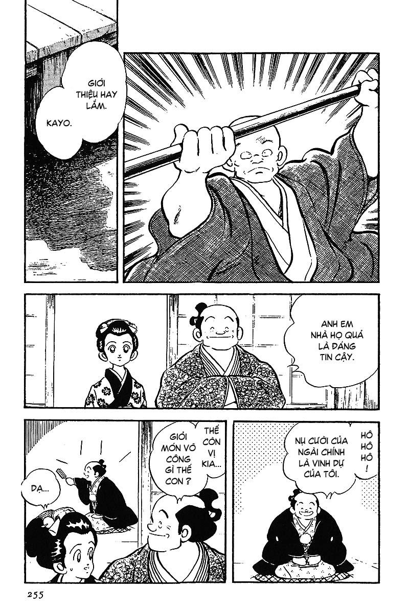 Nijiiro Togarashi - Ớt Bảy Màu chap 13 - Trang 17