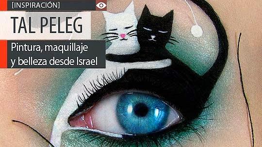 Pintura, maquillaje y belleza de TAL PELEG
