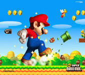 سوبر ماريو  Super Mario