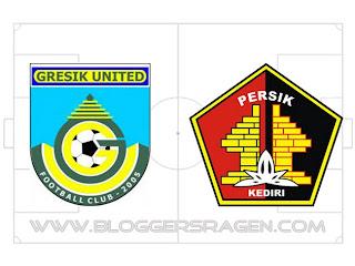 Prediksi Pertandingan Gresik United vs Persik