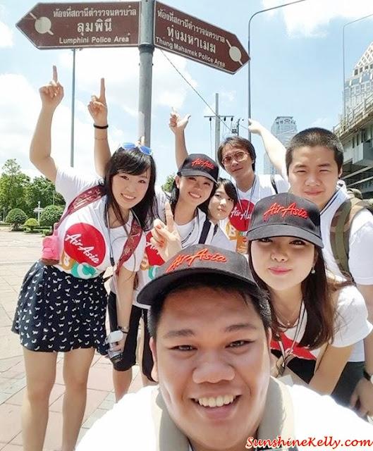 AABC Rally Photo Hunt 2015 in Bangkok, AABC Bangkok, AirAsia Bangkok, AirAsia, AABC 2nd Anniversary Party, AirAsia Bloggers' Community