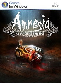 Amnesia A Machine for Pigs Download PC Game Mediafire
