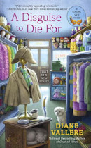 Giveaway: A Disguise to Die For