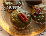 Spirulina Muffins