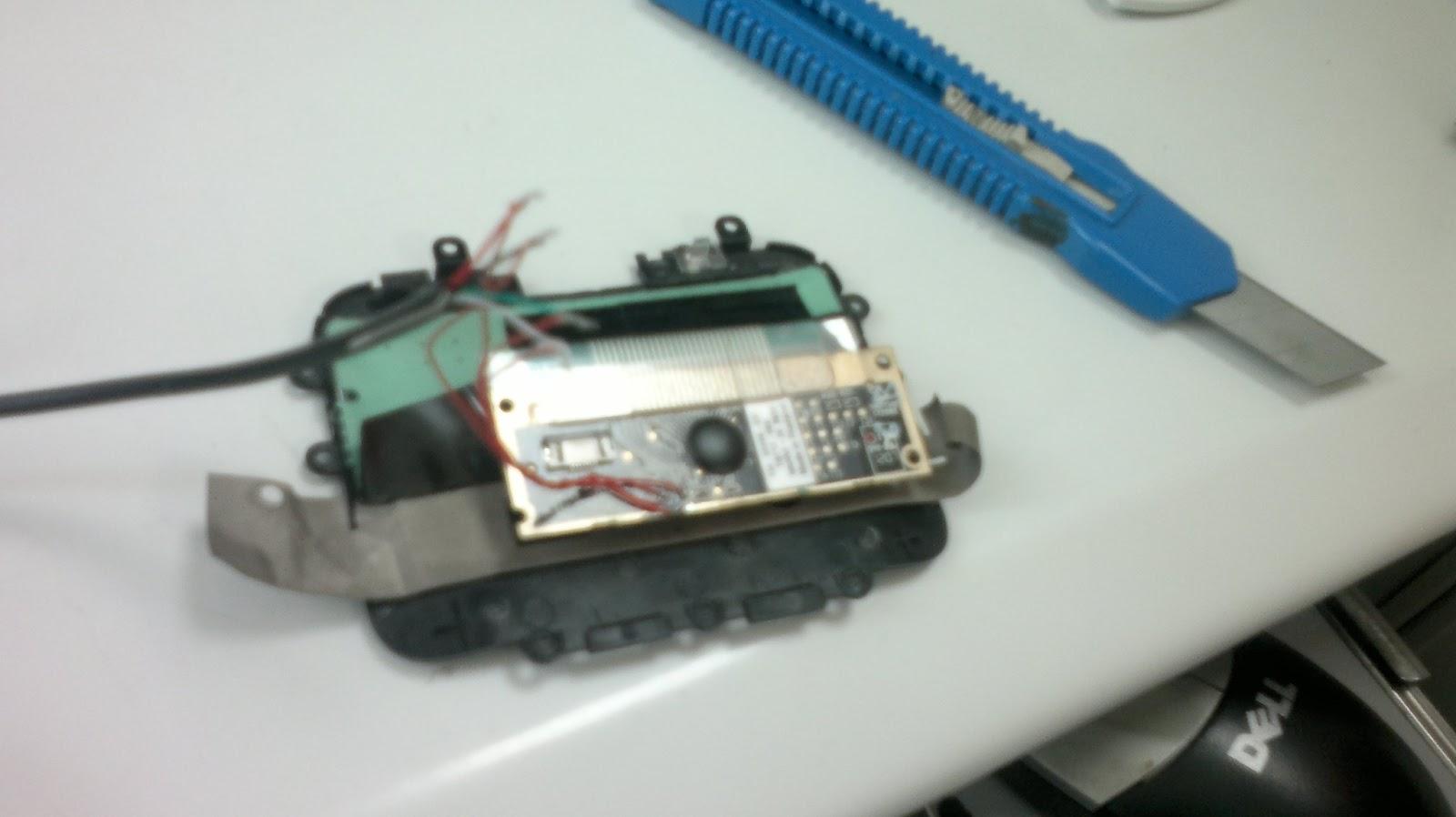 Reveal d\' Technology: Convert laptop track pad to an external USB mouse