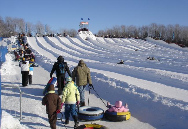 La Fête des neiges de Montréal