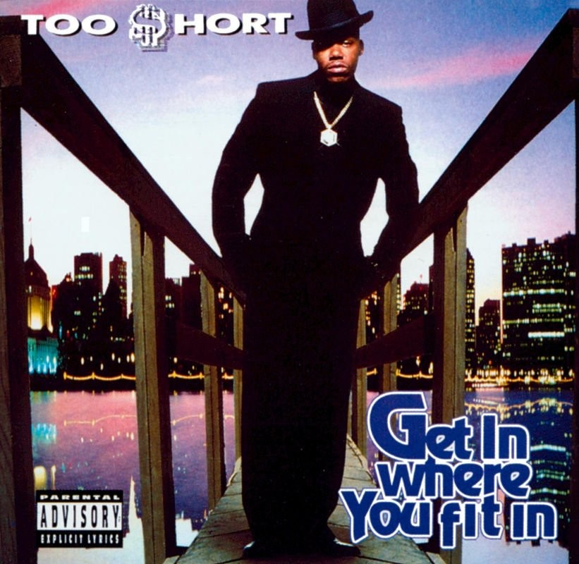 ... get in where you fit in released 1993 1 don t fight the intro 2 i m a