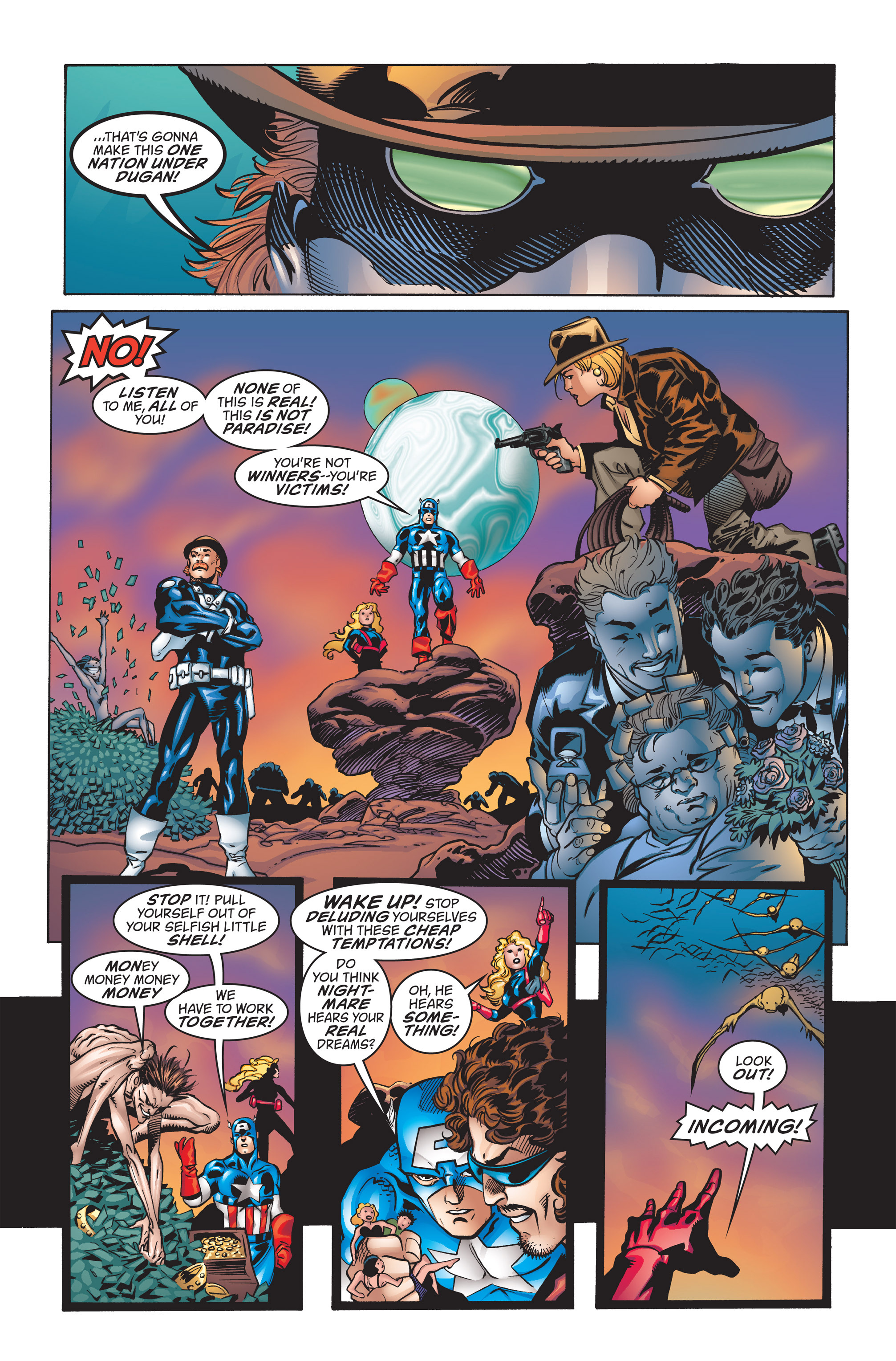 Captain America (1998) Issue #12 #18 - English 8