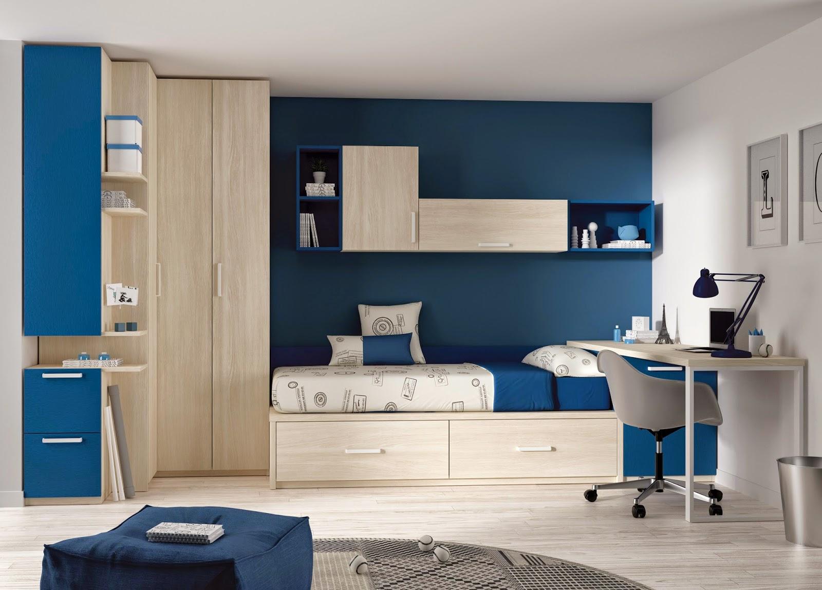 Muebles ros camas compactas las reinas de la habitaci n for Habitaciones compactas