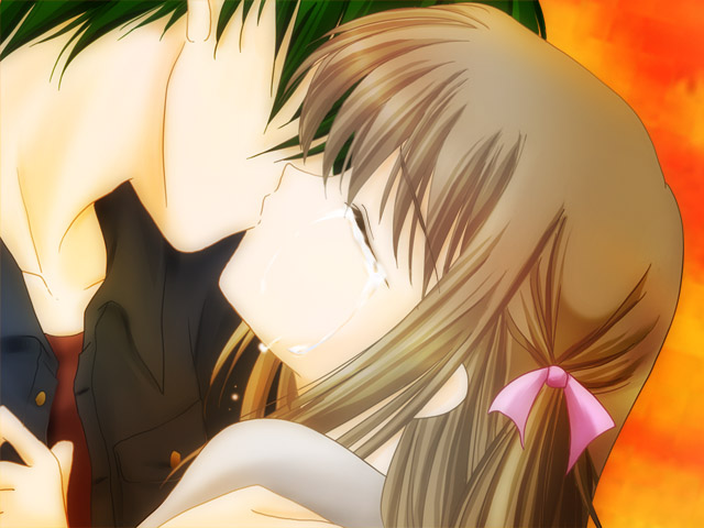 Above Sexy Anime kiss Pics and Anime Kiss Pictures free for you