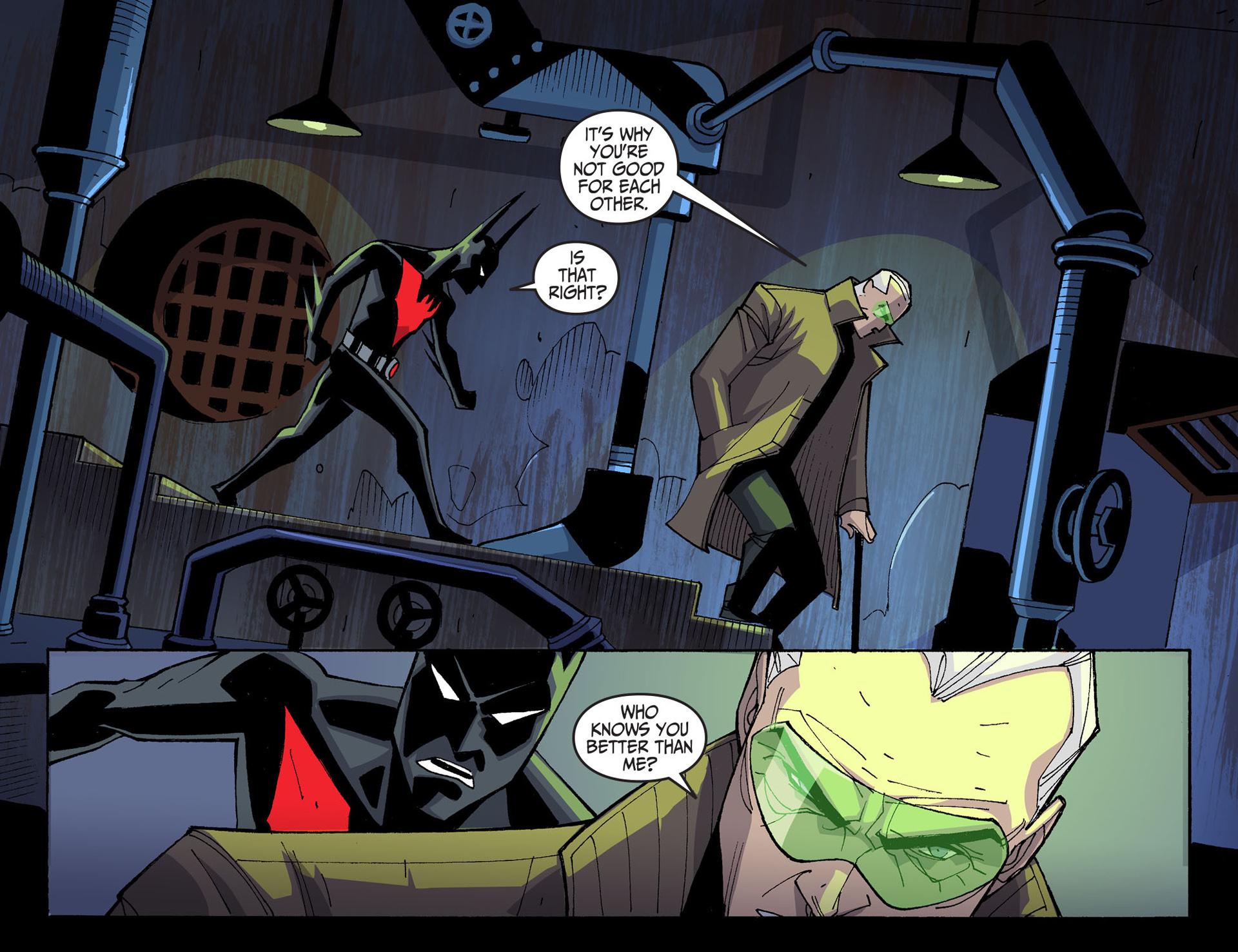 Batman Beyond 2.0 #11 #30 - English 17