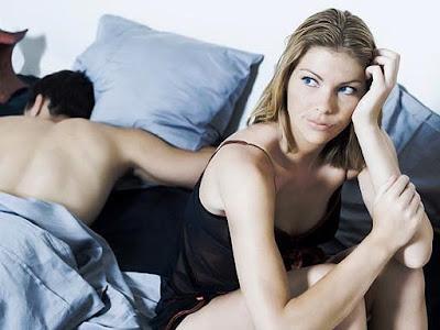 Cerita Ghairah Isteri Dingin Seks