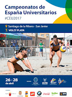 Cto. Esp. Univ. Voley Playa