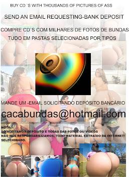 compre seu  DVD com arquivos de mulheres bundudas! As melhores do mundo por apenas R$50,00