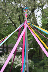 Maypole Celebration '12