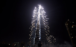 Dubai Tallest Building-Tower