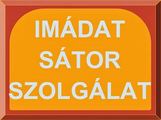 Imádat Sátor Szolgálat logó