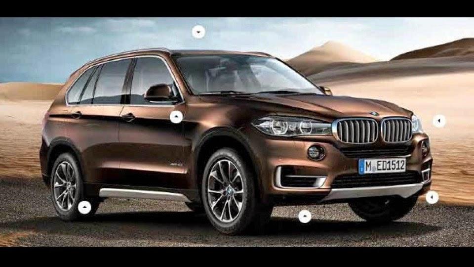Pabrikan Asal jerman dengan Mobil BMW X5 Advanced Diesel Siap Meluncur