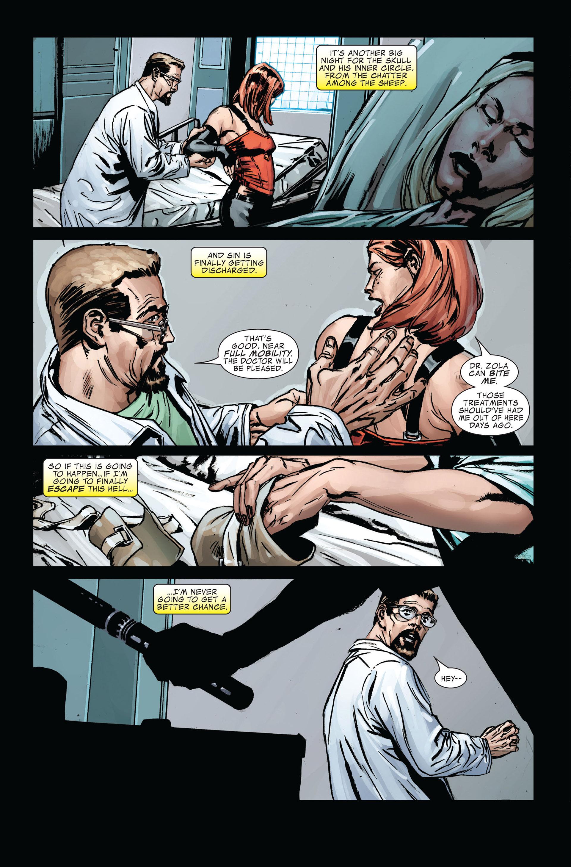 Captain America (2005) Issue #39 #39 - English 20