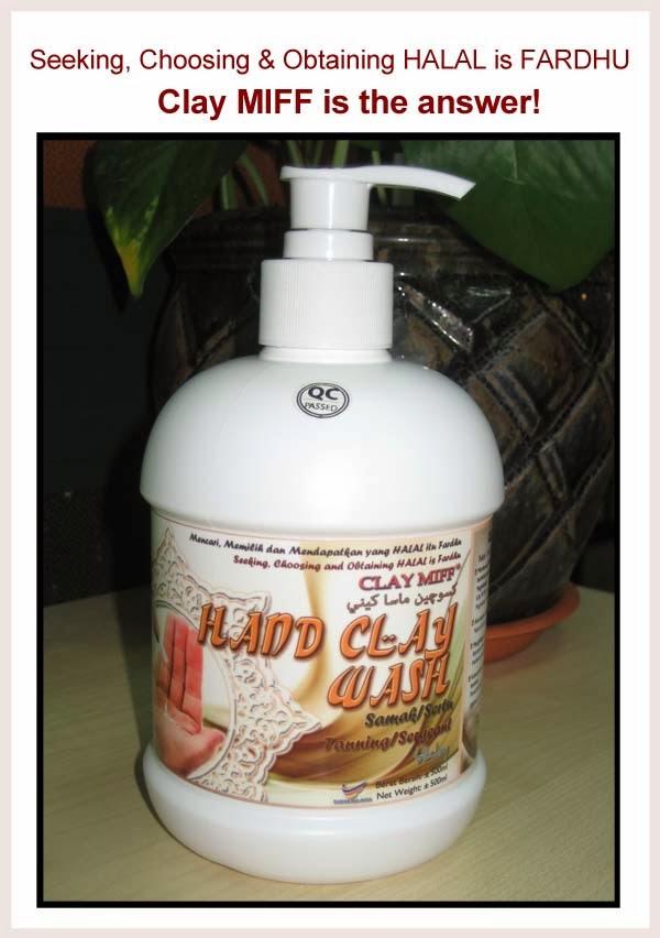 Hand Clay Wash
