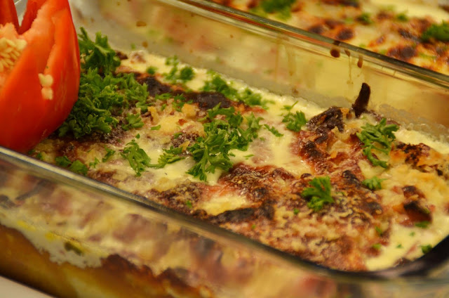 Savory Pudding Recipe