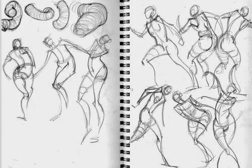 Leaving Cert Art College of Commerce: Life Drawing Resourses