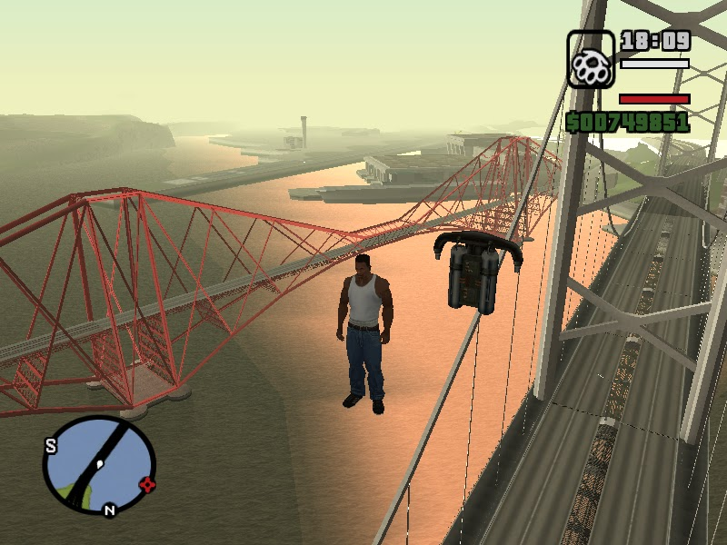 AnaK KoS EnTerTaiNmEnT: Cheat Code Lengkap GTA San Andreas PC Games