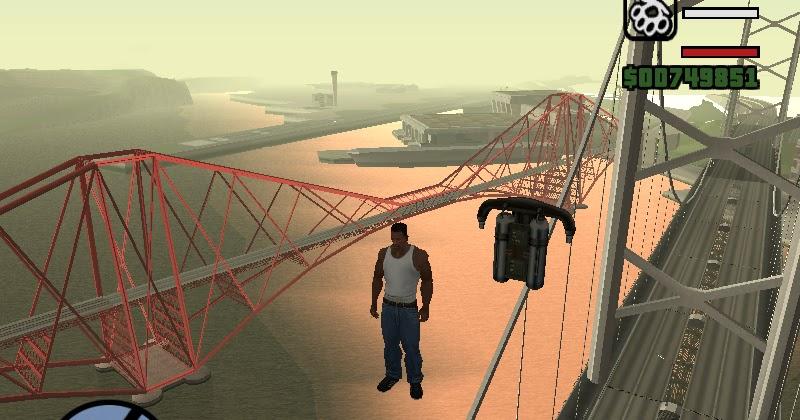 AnaK KoS EnTerTaiNmEnT: Cheat Code Lengkap GTA San Andreas PC Games