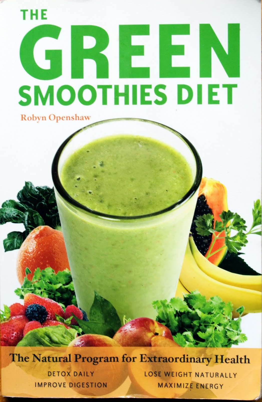 Anti Cancer Green Smoothie & Jane Dalton Story on Healthy Living