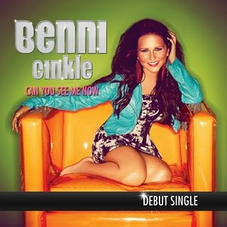 Benni Cinkle - Can You See Me Now